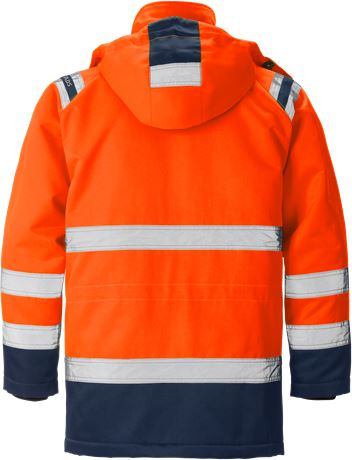 High vis winter parka class 3 4042 PP 3 Fristads  Large