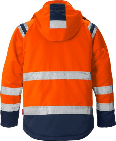High vis winter jacket cl 3 4043 PP 2 Kansas  Large