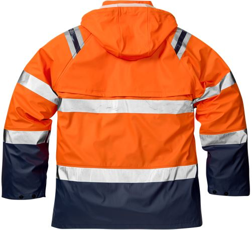 High vis rain jacket class 3 4624 RS 2 Fristads  Large