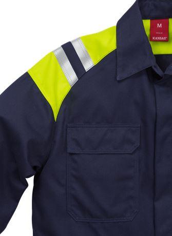 Flamestat shirt 7074 ATS 3 Kansas  Large
