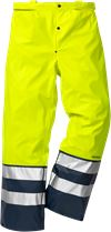 High vis rain trousers class 2 2625 RS 2 Fristads Small