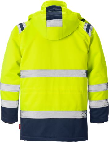 High vis winter parka cl 3 4042 PP 2 Kansas  Large