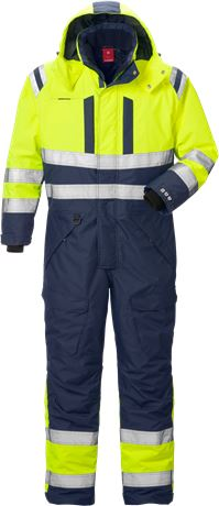 High vis Airtech® winter coverall cl 3 8015 GTT 1 Kansas  Large