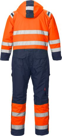 High Vis Airtech® Winteroverall Kl. 3 8015 GTT 2 Kansas  Large