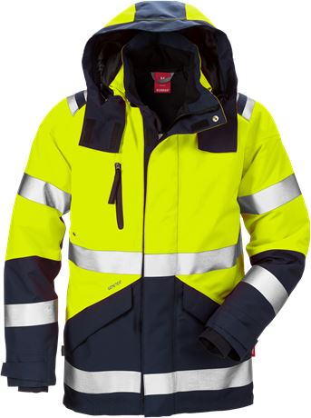 High Vis GORE-TEX Jacke Kl. 3 4988 GXB 1 Kansas