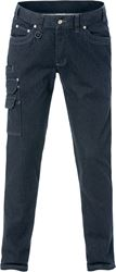 Service denim stretch bukser 2501 Kansas Medium