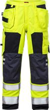 Flamestat High Vis Handwerkerhose Kl. 2 2075 ATHS 1 Kansas Small