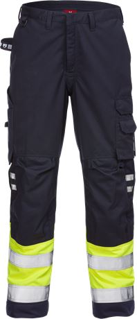 Flamestat Hi Vis trousers cl 1 2176 ATHS 1 Kansas  Large