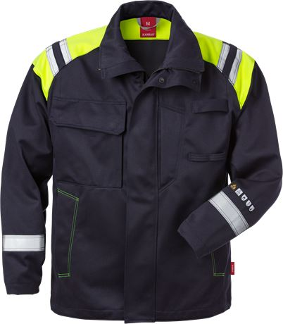 Flamestat Jacke 4174 ATHS 1 Kansas  Large