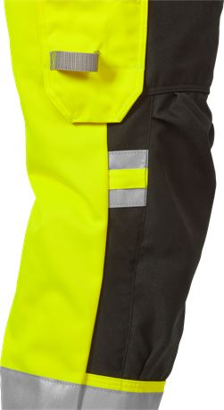 High vis craftsman trousers class 2 2025 PLU 4 Fristads  Large