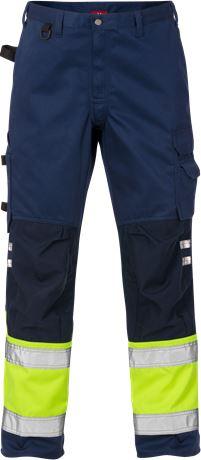 High vis trousers cl 1 2032 PLU 1 Kansas  Large