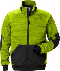 Sweat jacket 7052 SMP Fristads Medium