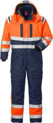 High vis Airtech® winter coverall cl 3 8015 GTT Kansas Medium