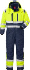High vis Airtech® winter coverall cl 3 8015 GTT 1 Kansas Small