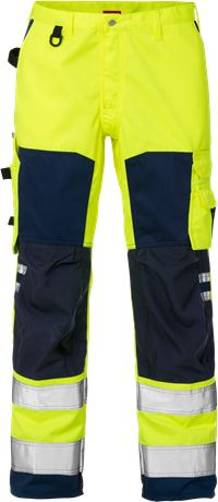 High Vis Hose Kl. 2 2026 PLU 1 Kansas  Large