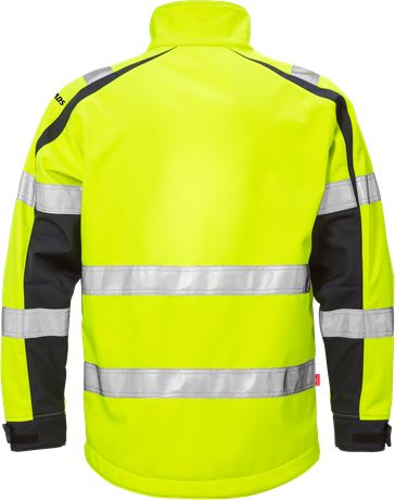 High vis WINDSTOPPER® jacket cl 3 744 GWG 2 Fristads  Large