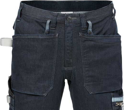 Handwerker Stretch-Jeans 2131 DCS 8 Fristads  Large