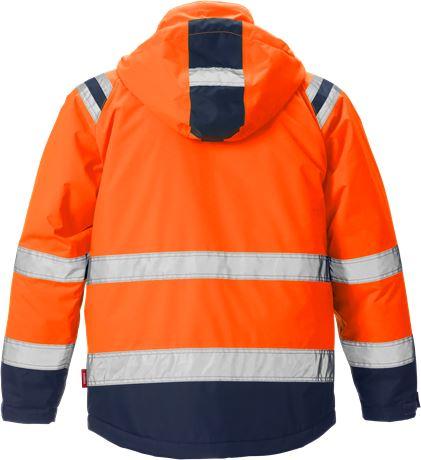 High vis winter jacket class 3, Stromsafe 2 Kansas  Large