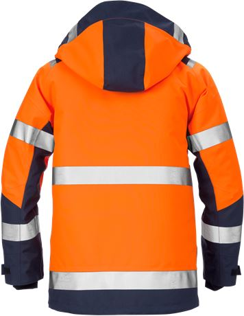 High vis GORE-TEX shell jacket class 3 4988 GXB 2 Fristads  Large