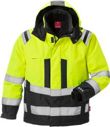 High vis winter jacket class 3, Stromsafe Kansas Medium