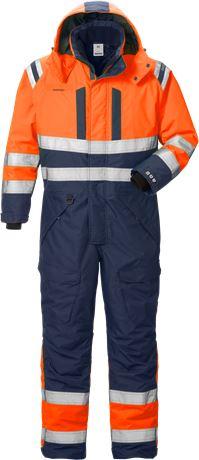 High vis Airtech® winteroverall klasse 3 8015 GTT 1 Fristads