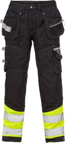 Hi Vis Gen Y håndværker bukser kl.1 2127 1 Kansas  Large