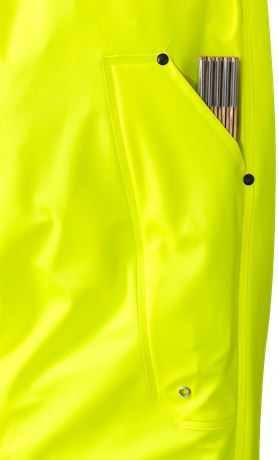 High vis rain trousers class 2 2625 RS 5 Fristads  Large