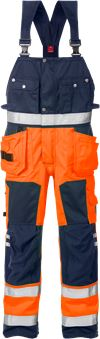 High Vis Handwerkerlatzhose Kl. 2 1014 PLU 1 Kansas Small