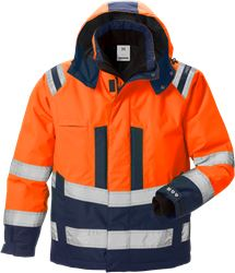 High Vis Airtech® Winterjacke Kl. 3 4035 GTT Fristads Medium