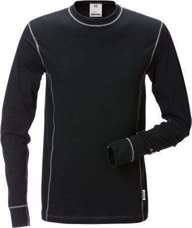 Flamestat long sleeve t-shirt 7026 MOF 1 Fristads