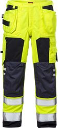 Flamestat Hi Vis craftsman trousers cl 2 2075 ATHS Kansas Medium
