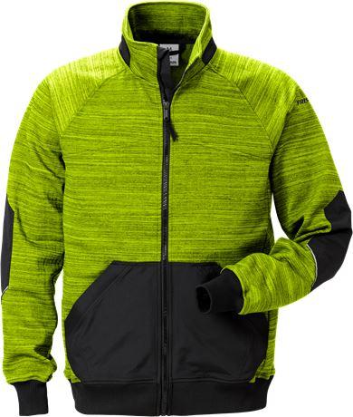 Sweatshirt-jacka 7052 SMP 1 Fristads  Large