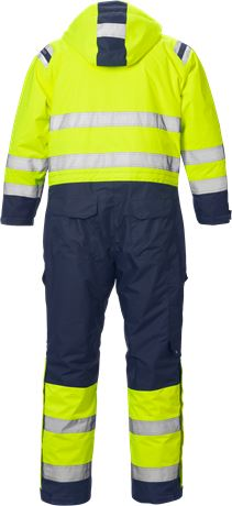 High vis Airtech® winter coverall class 3 8015 GTT 2 Fristads  Large