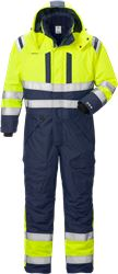 High vis Airtech® téli overall cl 3 8015 GTT Fristads Medium
