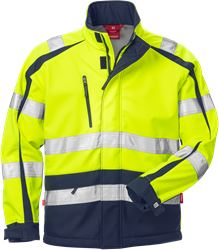 High Vis WINDSTOPPER® Jacke Kl. 3 744 GWG Kansas Medium