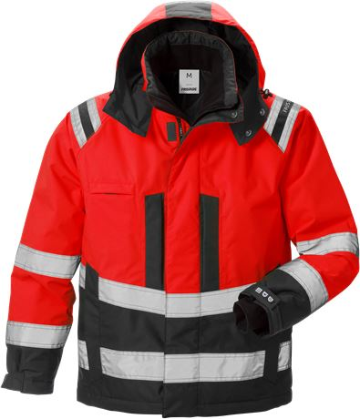 High vis Airtech® winter jacket class 3 4035 GTT 1 Fristads  Large