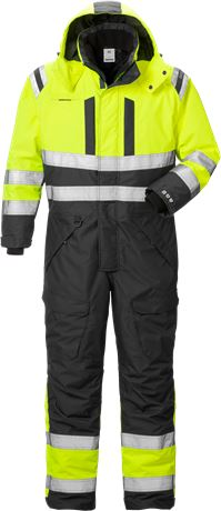 High vis Airtech® winter coverall class 3 8015 GTT 1 Fristads  Large