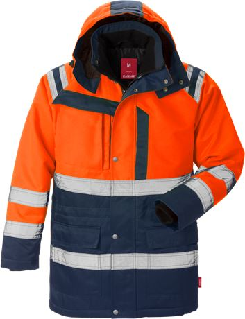 High Vis Winterparka Kl. 3 4042 PP 1 Kansas  Large
