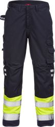 Flamestat high vis trousers cl 1 2176 ATHS Kansas Medium