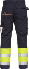 Flamestat Hi Vis trousers cl 1 2176 ATHS 2 Kansas Small