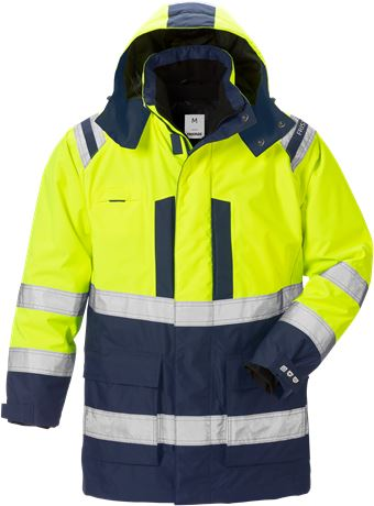 High Vis Airtech® 3in1 Parka Kl. 3 4036 GTT 1 Fristads  Large