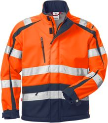 High Vis WINDSTOPPER® Jacke Kl. 3 744 GWG Fristads Medium