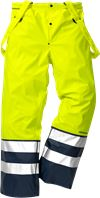 High Vis Regenhose Kl. 2 2625 RS 1 Fristads Small
