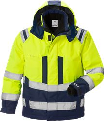 High vis Airtech® winter jacket cl 3 4035 GTT Fristads Medium