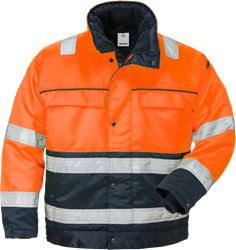 High Vis Winterjacke Kl. 3 444 PP Fristads Medium