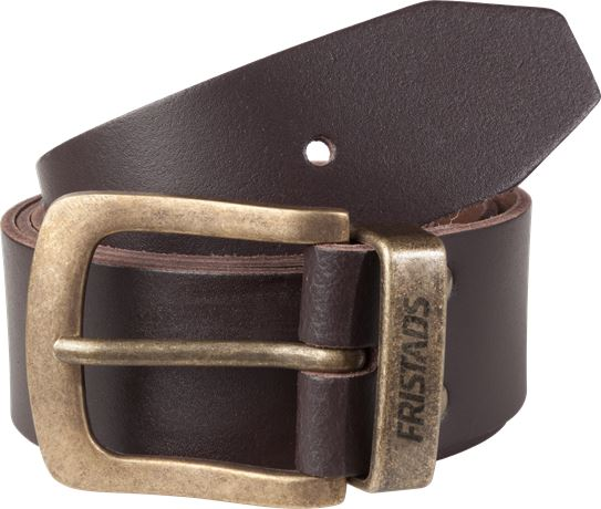 Leather belt 9371 LTHR 1 Fristads  Large