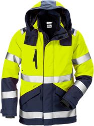 Hi Vis GORE-TEX skal jakke kl.3 4988 Fristads Medium