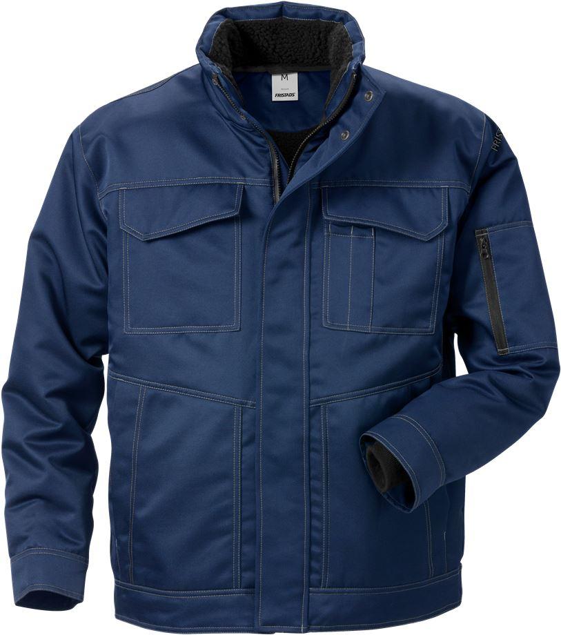 Fristads Men's Vinterjacka 4420 PP, Mörk marinblå