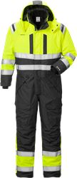 High Vis Airtech® Winteroverall Kl. 3 8015 GTT Fristads Medium