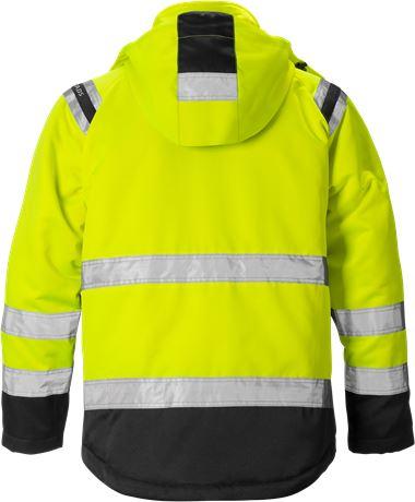 Hi Vis vinter jakke kl.3 4043 2 Fristads  Large
